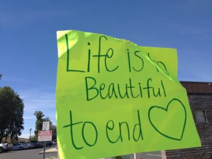 prolife  life is too beautiful