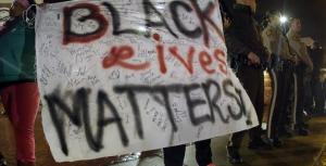 ferguson black lives matter