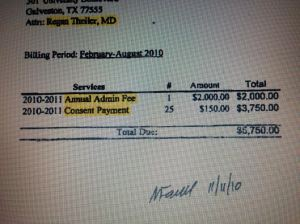 planned parenthood utmb 150 consent payment