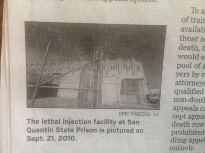 lethal-injection-and-san-quentin
