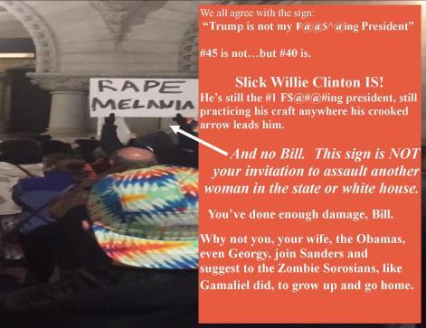 clinton-rape-melania-white-house-trump