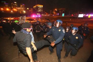 US - CRIME - POLICE - RACE - UNREST