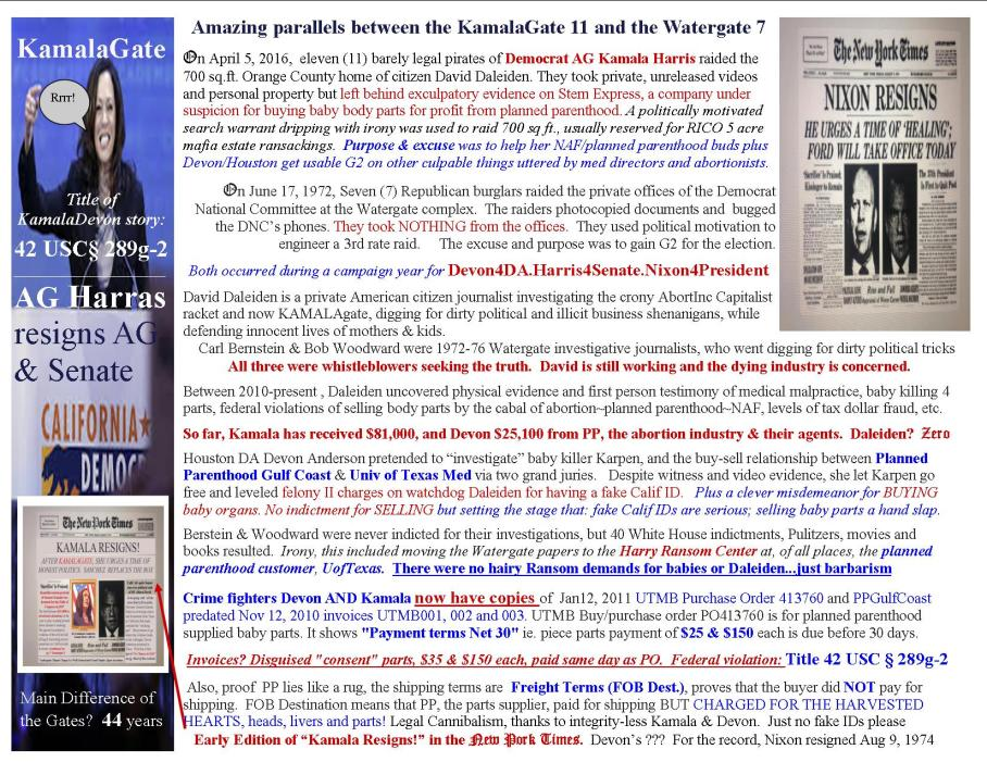 Kamalagate Watergate parallels rev1
