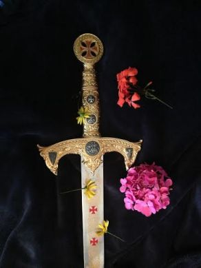 sword of the knights templar