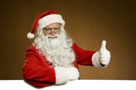 santa_claus thumbs up