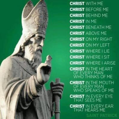 st patrick christ be ii