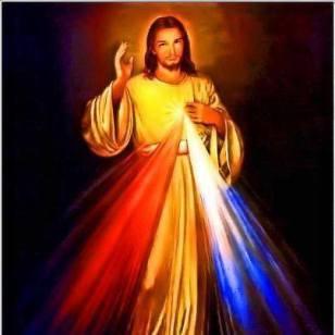 jesus as divine mercy