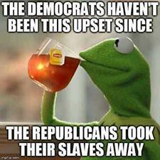 aa slaves democrat hillary trump slaves republicans soros