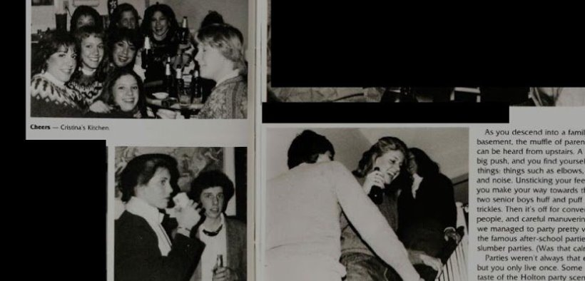 dr ford yearbook pages iii