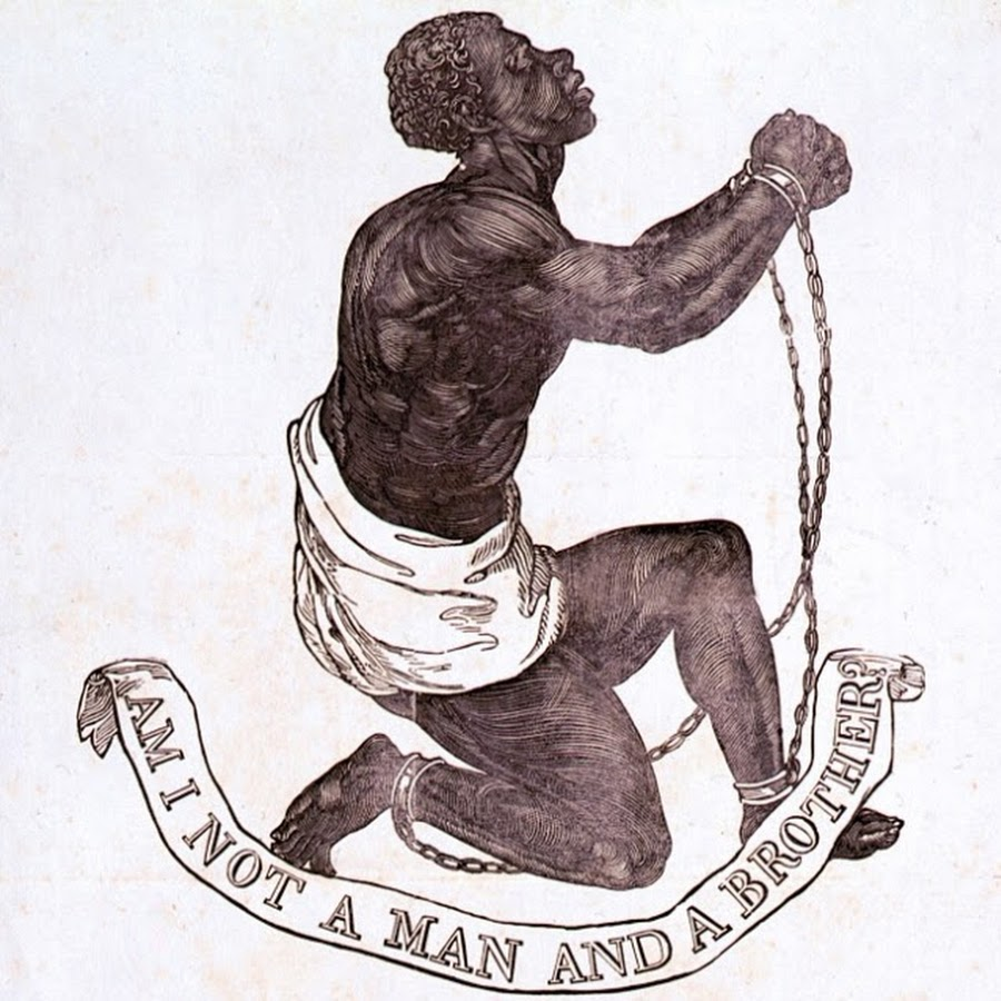 slavery man and brother medallion