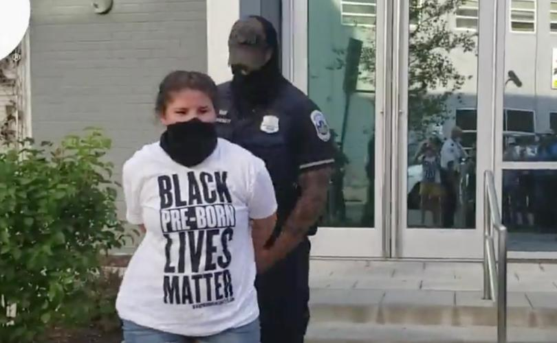 students for life black preborn lives matter abortion covid racism